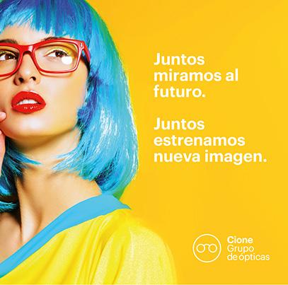 fb6c54083c Optom 2016 - Cione estará presente en ExpoOptica 2016